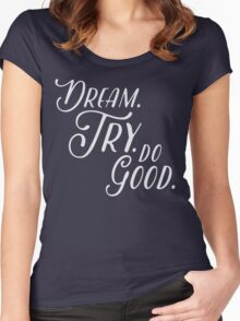Life Lessons Women's Fitted Scoop T-Shirt