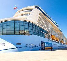 anthem of the seas. royal caribbean. lisbon by terezadelpilar~ art & architecture