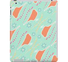 Bird Pattern iPad Case/Skin