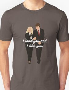 I Love You and I Like You T-Shirt