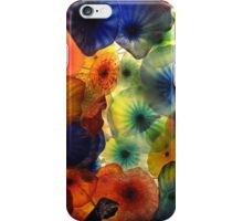 Jellyfish medusa color iPhone Case/Skin
