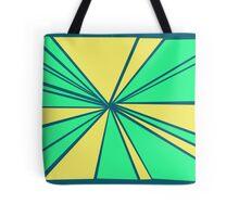 multicolor crash Tote Bag
