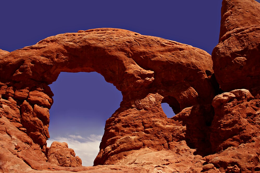 Arch and Turret by Tim Scullion