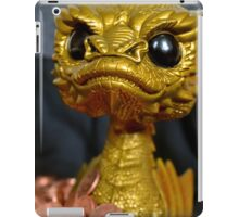Golden Smaug Funko Pop  iPad Case/Skin