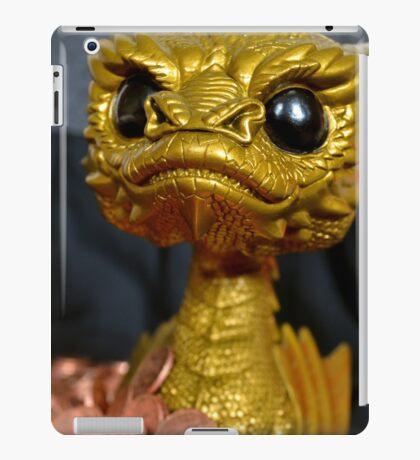 Golden Smaug Funko Pop  iPad Case/Skin