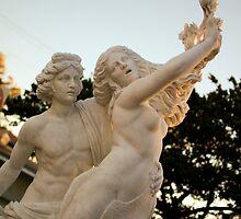 Grecian Statue - Sarasota, Florida by rjhphoto