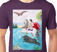 Antinous' boar hunt Unisex T-Shirt