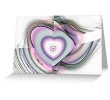 You Turn Me Inside Out Greeting Card