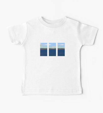 Ocean View - Triptych Baby Tee