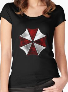 Resident Evil 2 Women's Fitted Scoop T-Shirt
