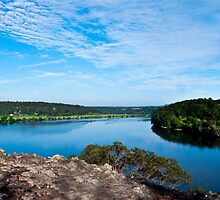 Shoalhaven River by Les Boucher