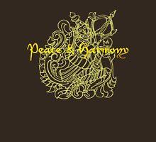 Peace Harmony Goddess Unisex T-Shirt