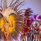 Carnival Dancer - Argentina by Kent DuFault