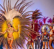 Carnival Dancer - Argentina by Kent DuFault