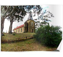 St John's catholic church in Richmond Poster