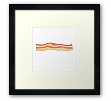 BACON!!!!! Framed Print