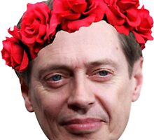 Buscemi Flower Crown by MousMuse