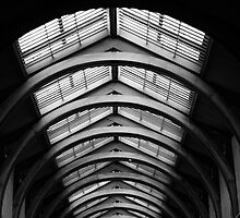 Old Melbourne Gaol 2 by Kellie Metcalf