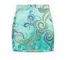 Sea Garden Mini Skirt