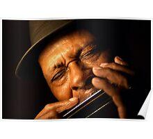 Little Sammy Davis w/Chromatic  Poster