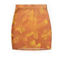 My original artwork called SunPain by The Rapping Baker  Mini Skirt