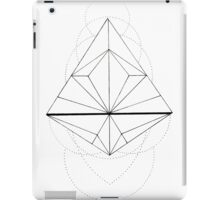 Zen Geometry iPad Case/Skin