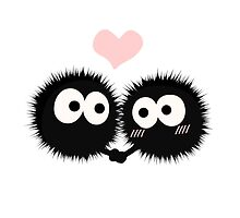 Be My Soot Sprite by kaicantdesign
