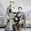 My Maternal Great-Grandparents   by Kent Burton