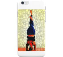 Yoga art 1 iPhone Case/Skin