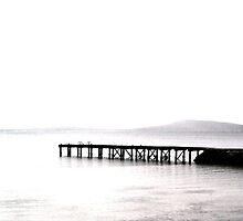End of a Lifeline - Port Lincoln Jetty by Killashandria