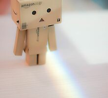 Danbo - Rainbow by jdreamer