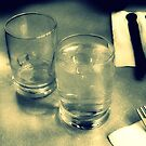 Water Glasses by ShellyKay