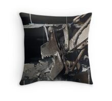 Tyranosaurus Wrecks Throw Pillow
