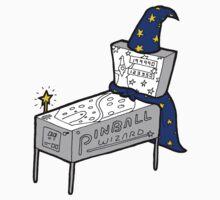 Pinball Wizard by vonplatypus