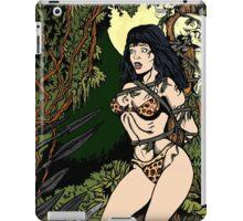Jungle Girl iPad Case/Skin