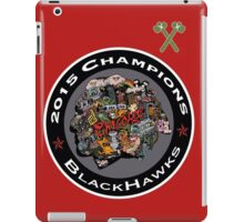 Chicago  Logo iPad Case/Skin