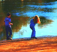 Skipping Stones by Michelle Wrighton