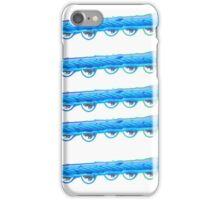 Color line iPhone Case/Skin