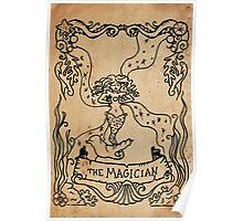 Mermaid Tarot: The Magician Poster