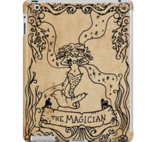 Mermaid Tarot: The Magician iPad Case/Skin