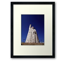 ©MS Morelos Monument At Janitzio IA. Framed Print
