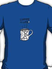 Coffee lovin' T-Shirt