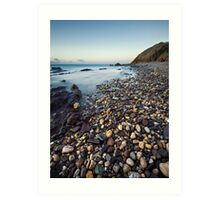 Hallett Cove Art Print