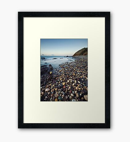 Hallett Cove Framed Print