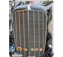Auburn Grill & Headlights iPad Case/Skin