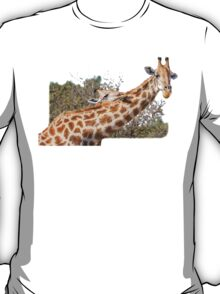 Stretch Your Head on My Shoulder T-Shirt