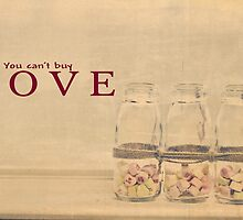 You can't buy love by Julia Goss