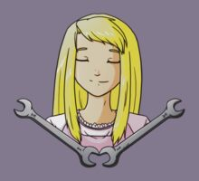 Winry Rockbell - Bust Kids Clothes