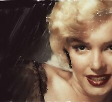 Marilyn #1 by Chester Edwards