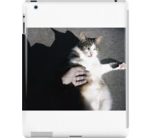 Dudley and me iPad Case/Skin